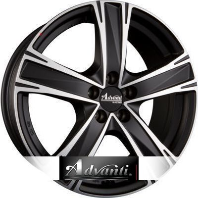 Advanti Racing Raccoon 9x21 ET25 5x112 66.6
